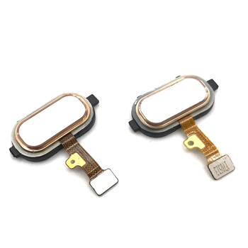 10Pcs/Lot, Home Button Fingerprint Touch Id Sensor Connector Flex Cable For Asus Zenfone 4 Selfie ZD553KL