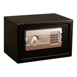Мини-пароль, безопасная коробка Safurance, роскошная цифровая безопасная коробка, маленькая Бытовая мини-стальная Сейфовая банка для денег