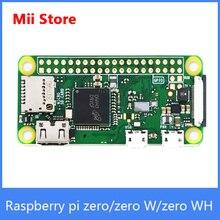 Raspberry Pi Zero/ Zero W/ Zero WH wireless Wifi bluetooth computer board with 1GHz CPU 512MB RAM Flexible Digital Interface