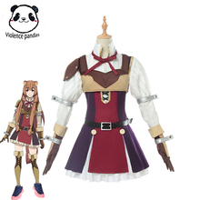 Anime Tate no Yuusha Nariagari Cosplay Costumes Raphtalia Costume for Women Full Sets