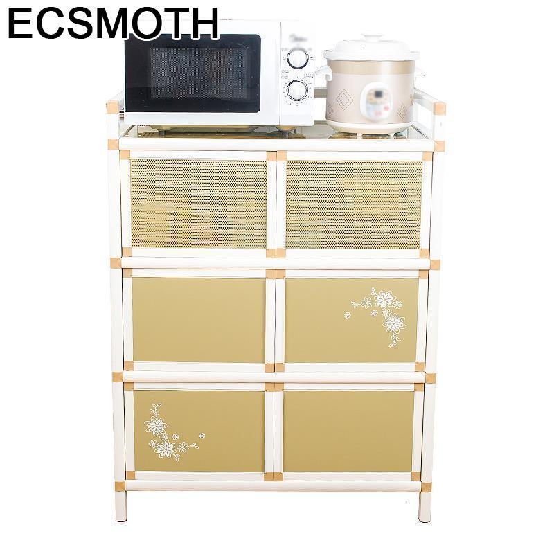 End Tables Bestek Lade Mobiliario Sideboard Cabinet Mueble Cocina Meuble Buffet Aluminum Alloy Kitchen Furniture Cupboard