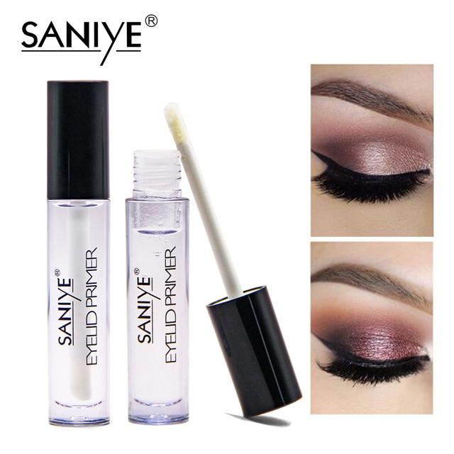 SANIYE 15ml Clean Eye Shadow Primer Eye Makeup Base Cream Moisturizing eyeshadow Primer Easy To Wear eyelid primer R1187