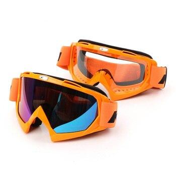 Gafas de Motocross Gafas Cross Country esquí Snowboard ATV máscara Oculos Gafas Motocross moto casco MX Gafas