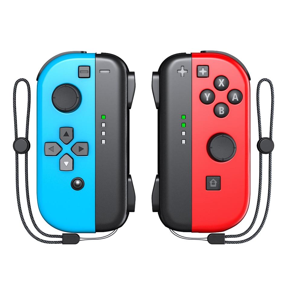 OIVO Controllers Gamepads-Switch-Accessories Wrist-Strap Joycon Nintendo Wireless Joystick