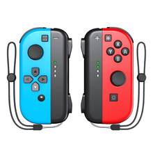 OIVO Switch Joy Con Controller for Nintendo Wireless Joystick Joycon L/R 2 Gamepads Switch Accessories Controllers Wrist Strap(China)