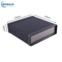 Iron project box diy junction box aluminium enclosure electrical box metal project case power supply instrumen box 350*350*100mm
