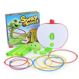Quoits-Toys Cross-Garden-Game Kids Children Ring Plastic Toss for Gift Throwing Ferrule