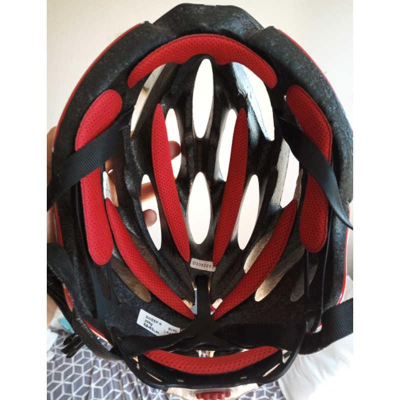 1 set Bike Helmet Pad Sponge Cycling Helmet Padding Bicycle Accessories-CYNBLTS