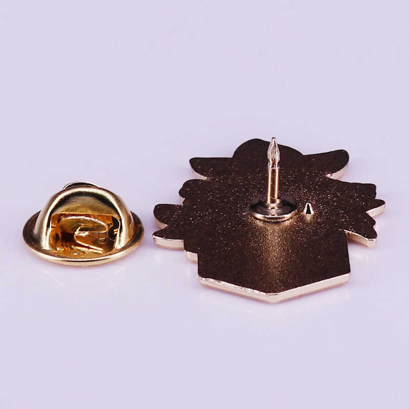 Nier Automaten Harde Emaille Pin Badge