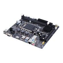 B75 reemplazo electrónico estable DDR3 Gaming LGA1155 Dual Channel Office USB Interface ordenador placa base rápida integrada(China)