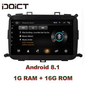 IDOICT Android 8.1 Car DVD Pla