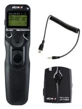 Viltrox JY 710 S2 Camera Draadloze Timer Ontspanknop Afstandsbediening Voor Sony A9 A7II A7SII A7II A7RIII A6500 A6300 HX60 HX50 RX100M6