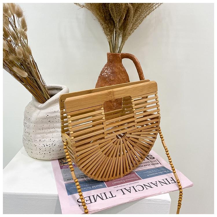 verão feminino palha moeda bolsa sacos de