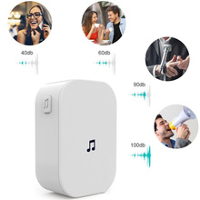 New M2D Home Security 100DB 300M Remote Control Wireless Video Doorbell 433MHz W