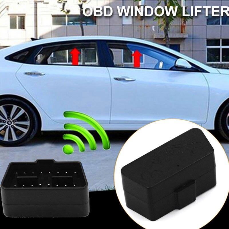 Профессиональный доводчик окон автомобиля пульт дистанционного управления автомобильный аксессуар закрывающийся модуль системы OBD автоматическое открывание люка прочный