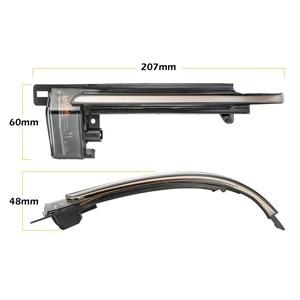 Image 3 - Clignotant dynamique, lumière de Signal latéral, accessoire pour Audi A4 A5 B8 A3 8P Q3 A6 C6 4F S6 LED SQ3 A8 D3 8K, 2 pièces