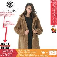 معطف الصوف المرأة سترة معطف الصوف الإناث الشتاء امرأة معطف صوف ملابس خارجية 2019