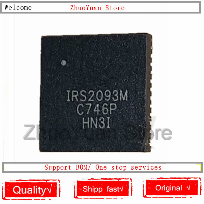 IRS2093M IRS2093MTRPBF IRS2093 QFN-48 IC Chip New Original In Stock