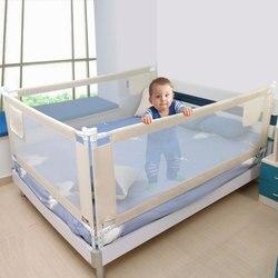 Vouwen veiligheid baby veiligheid gate kind bed rail wieg hek voor baby's barrière kinderen kinderbox kids corral speeltuin baby