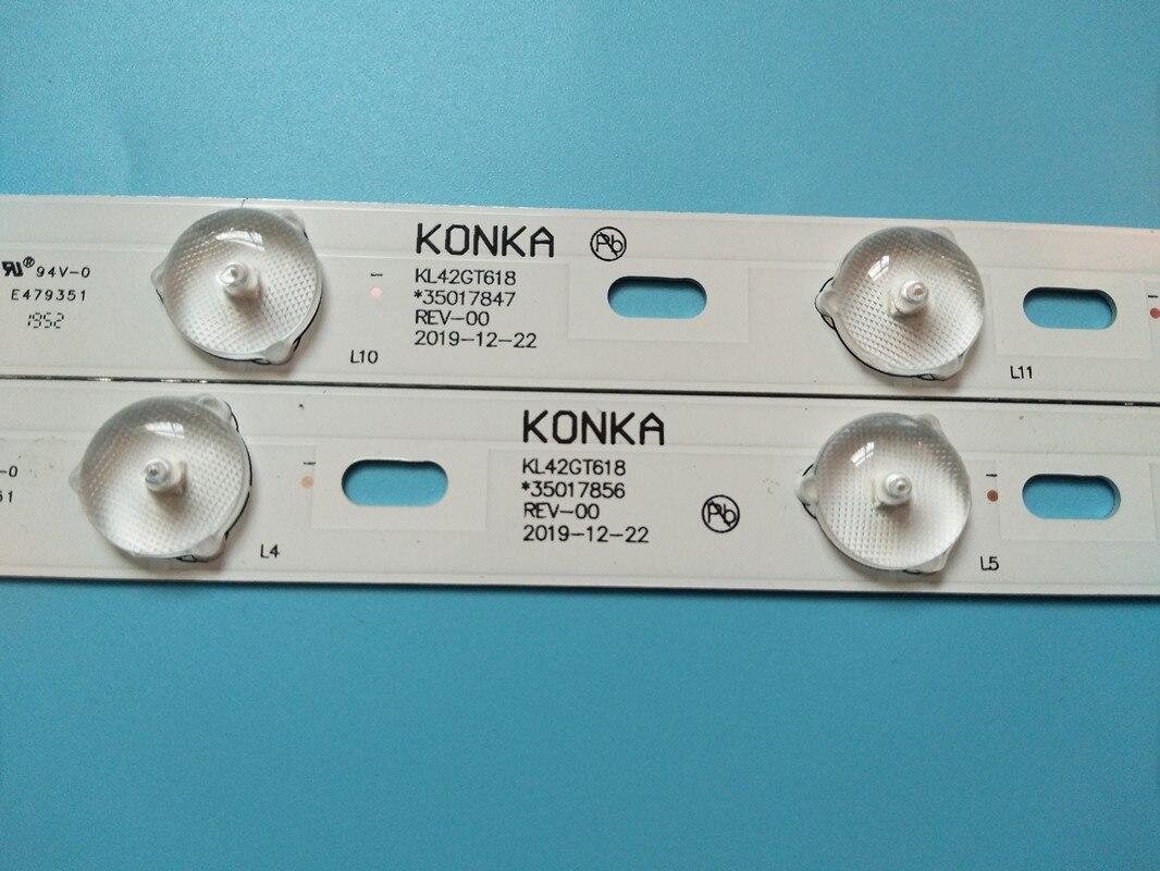 Original Konka Kl42gt618 Light Bar 35017856 35017847rev-00