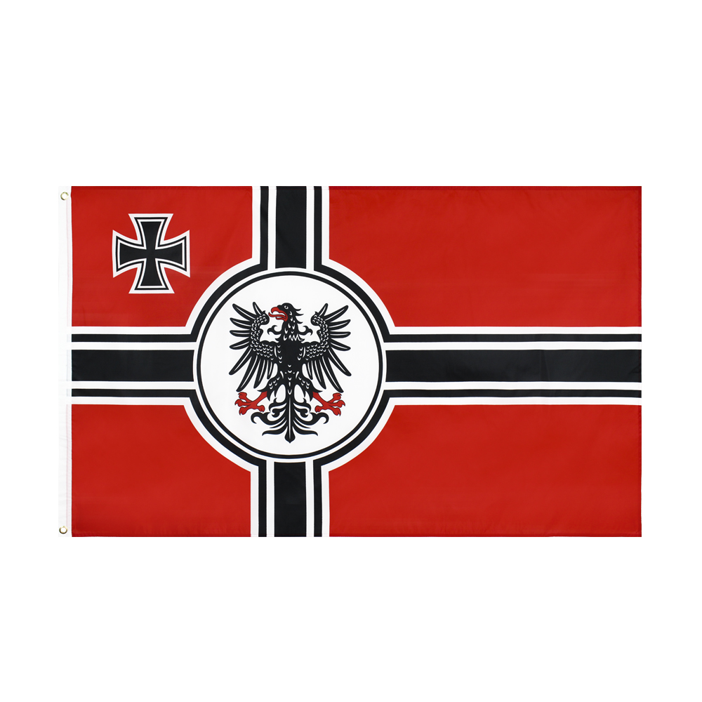 WN 60x90 90X150cm German DK Reich Empire Flag For Decoration