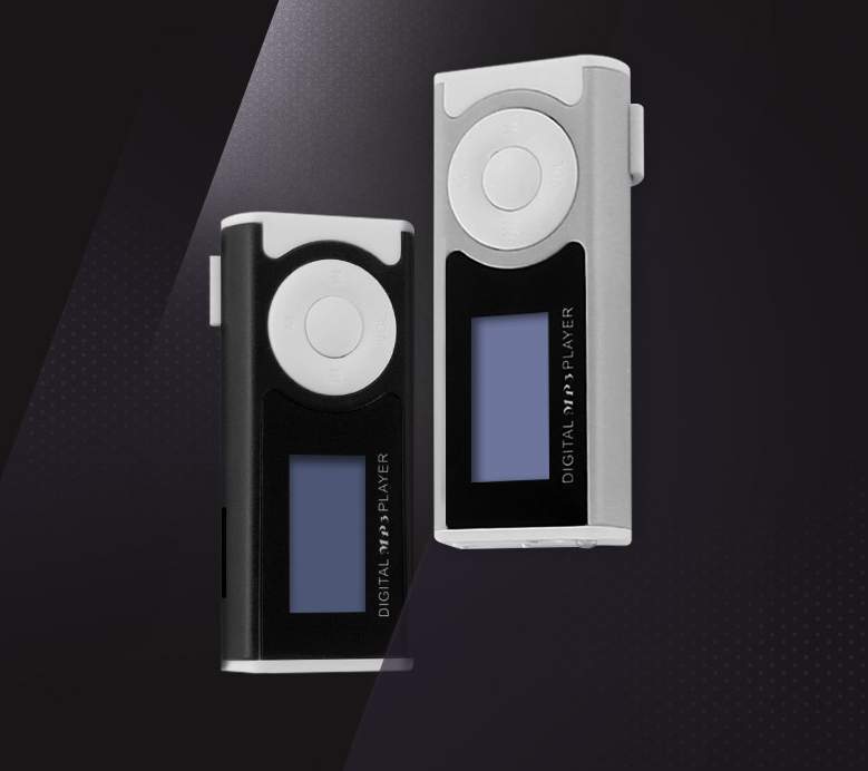 Portable Mini MP3 Player Clip MP3 Player Sport Walkman HiFi MP3 Music Players Up To 7 Hours Play Time Support Micro SD/TF Card