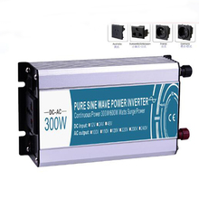 цена на 300W 600W Pure Sine Wave Inverter DC 12V 24V 48V to AC 110V 220V Household Vehicle Solar Energy Voltage Converter