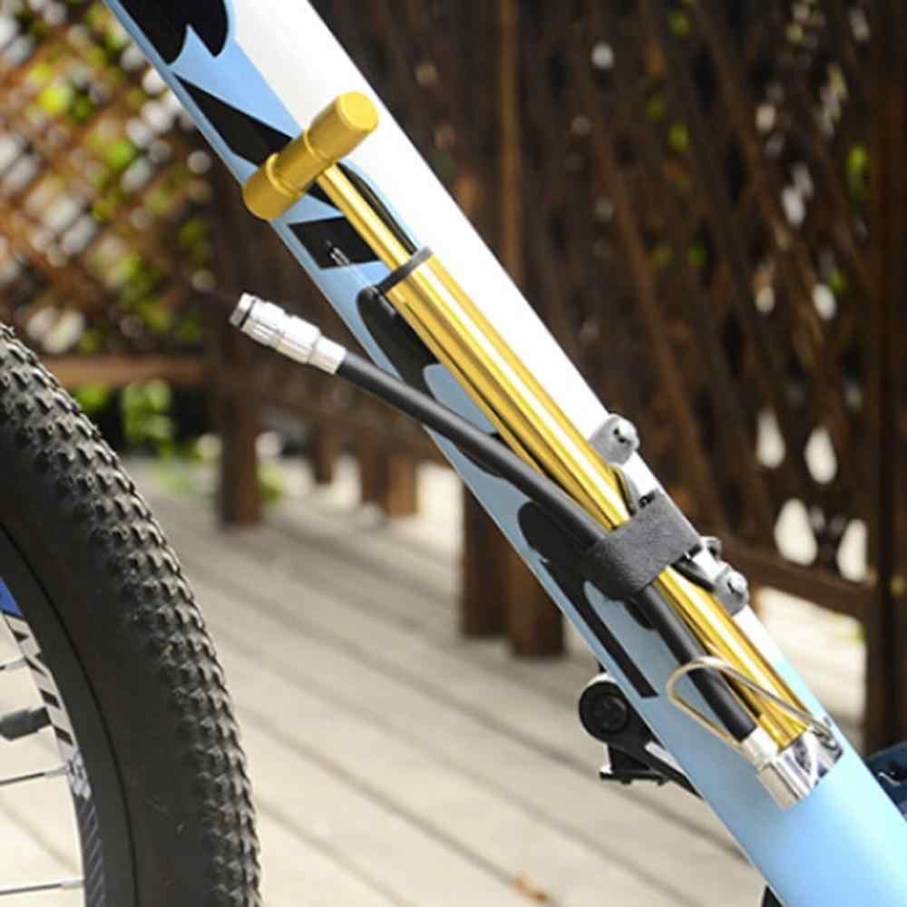 New Mini Portable Inflator Hand Pump Air Tire MTB Cycling Bicycle Mountain Bike