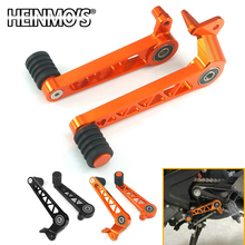 For KTM Duke 390 2017 2018 2019 Motorcycle Accessories Foot Brake Lever & Gear Shifting