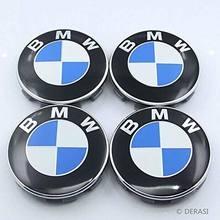 Searleng-tapacubos de Centro para BMW, 4 Piezas, 68mm, applicable a Todos los Modelos de BMW