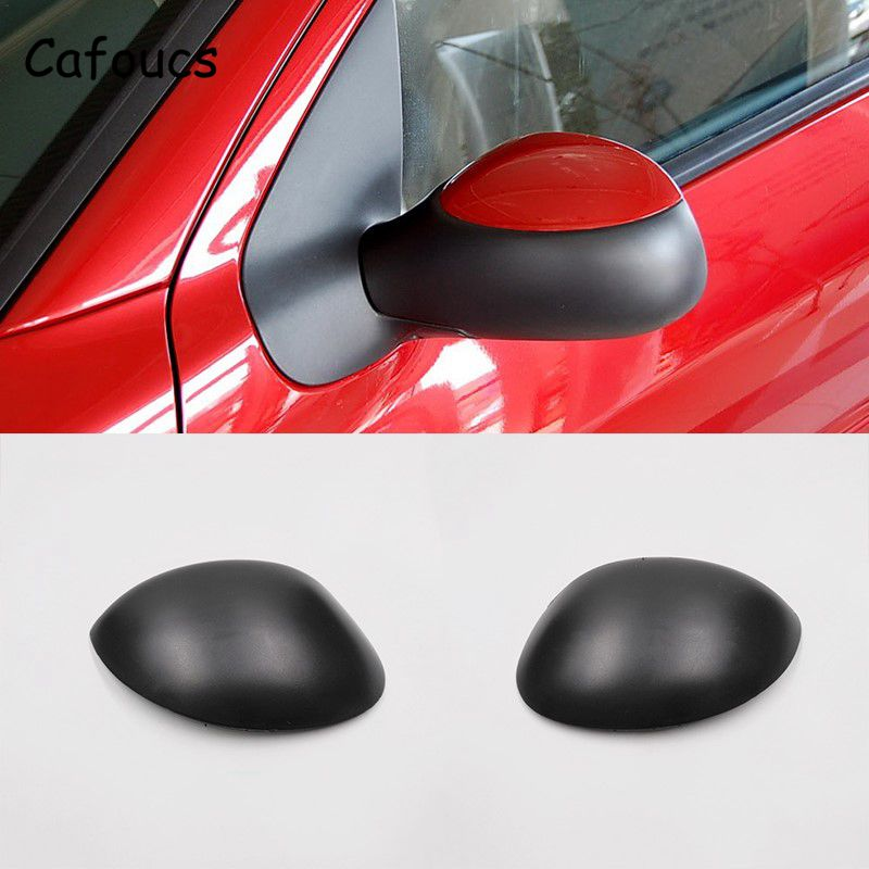Cafoucs For <font><b>Peugeot</b></font> <font><b>206</b></font> 207 Rear View Wing <font><b>Mirror</b></font> Cover For Citroen C2 Picasso image