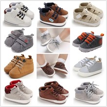 Baby Boy Shoes New Classic Canvas Newborn Baby shoe