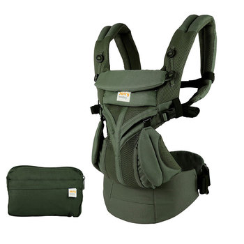 Omni 360 Baby Carrier 0-30 Months Breathable Front Facing Infant Comfortable Sling Backpack Pouch Wrap Baby Kangaroo New carrier 24