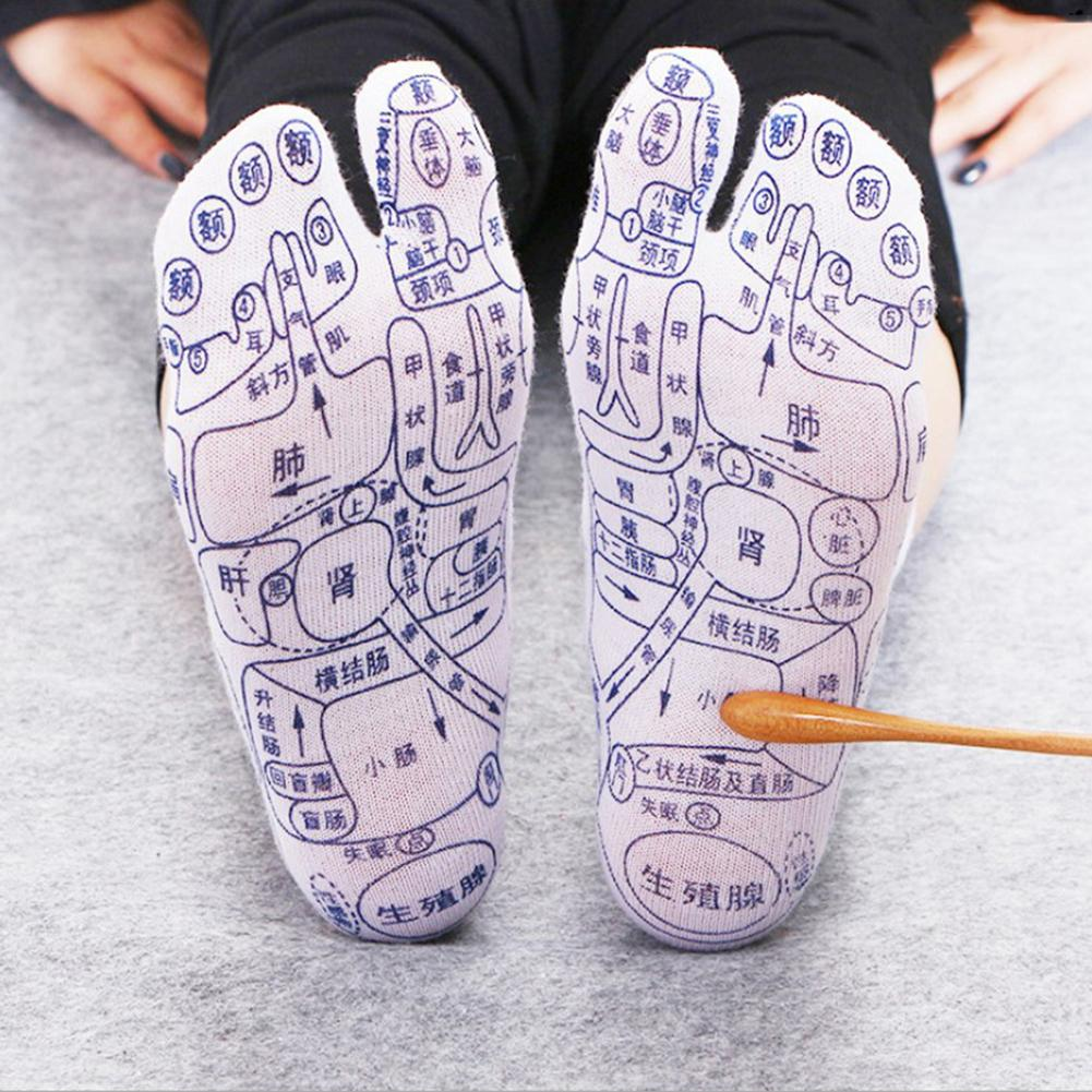Feet Care Winter Warm Self Heating Magnetic Therapy Pain Relief Socks Massager Plantar Fasciitis Supplies for Professionals