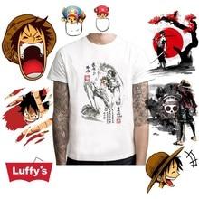 2019 One Piece T Shirt Japanese Anime Shirt