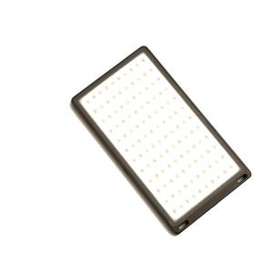 Image 3 - Светодиодный светильник DF YY120, 10 Вт, двухцветный, с регулируемой яркостью, ультратонкий, для видеосъемки, DSLR, YouTube, фотостудии