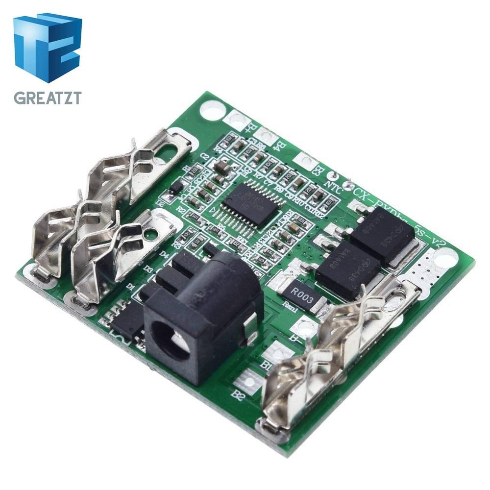 5S, 18 в, 21 в, 20 А, плата защиты от зарядки аккумулятора, литий ионный аккумулятор, защитная плата, модуль BMS для электроинструментов|Интегральные схемы|   | АлиЭкспресс