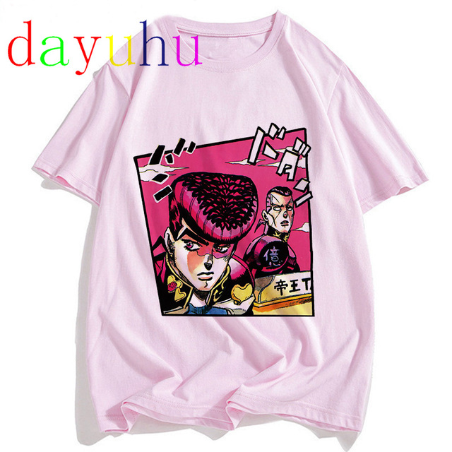 Anime Summer Women T-shirt