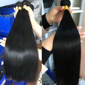 Image 4 - Satai Straight Hair Bundles With Closure Brazilian Hair Weave Bundles 8 38 Inch Human Hair Bundles With Closure Hair Extension