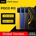 [Мировая премьера в наличии] глобальная версия POCO M3 Смартфон Snapdragon 662 Octa Core 4 Гб 64 Гб/128 ГБ 6,53