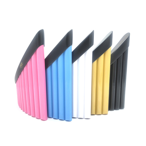 Image 3 - Hoge Kwaliteit 22 Leidingen PanFlute met Base G Sleutel ABS Plastic Roemenië Pan fluit Muziek Instrument Afstembare Panpipes Flauta Groothandel