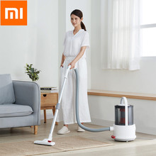 Xiaomi Deerma Tj200 Dry And Wet 1200w Vacuum Cleaner Multifunctional 18kpa Strong Suction 6l Dust Bucket Capacity Vacuum Cleaner цена и фото