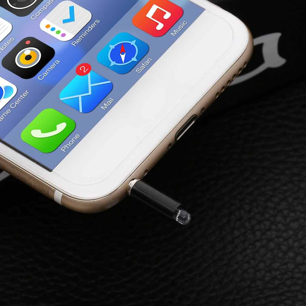 Universele 3.5 Mm Mini Intelligente Afstandsbediening Plug Mobiele Telefoon Smart Infrarood Ir Afstandsbediening Jack Voor Iphone Ios Android