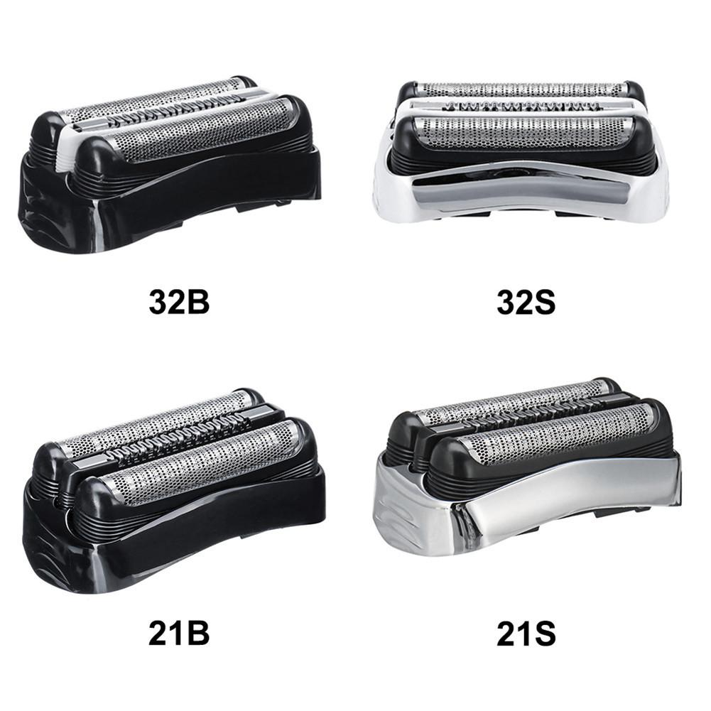 Replacement Shaver Part Cutter Accessories For Braun Razor 32B 32S 21B 3 Series Razor Replacement Kit