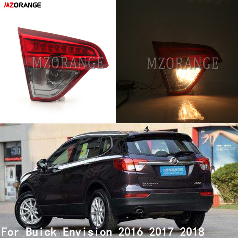 1Pcs Left or Right Bumper Fog Lights Lamp For Buick Envision 2016