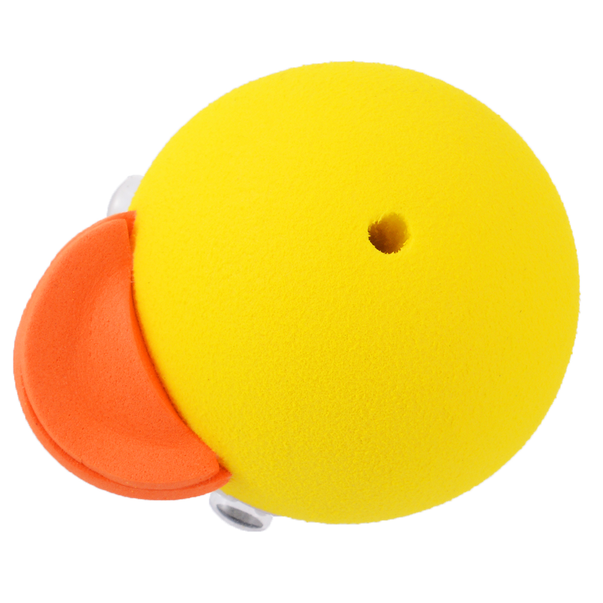 1*Cute Yellow Duck Car Antenna Pen Topper Aerial Ball Decoration Gift Toy