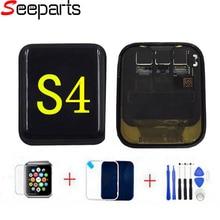 Piezas de Repuesto LTE/ GPS para Apple Watch 4, Pantalla LCD de montaje de Pantalla táctil para Apple Watch serie 4 gama de LCD S4
