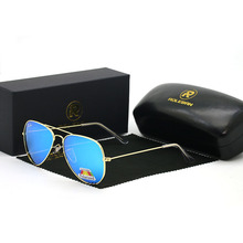 Aviation Brand Design Pilot Sunglasses Men and Women Polariz