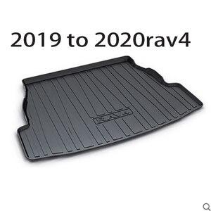 Image 1 - עבור 2020 טויוטה חדש לגמרי RAV4 Rongfang אתחול כרית 16 כדי 19 RAV4 אתחול pad עבור מלא surround