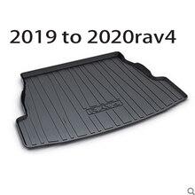 Per il 2020 Toyota nuovo di zecca RAV4 Rongfang boot pad 16 a 19 RAV4 boot pad per la piena surround
